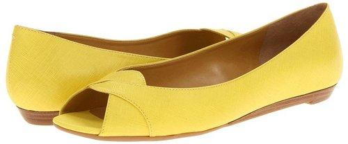 Nine West - Aloha (White Leather) - Footwear