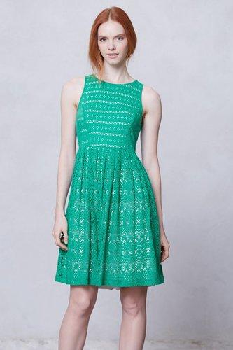 Sunstream Eyelet Dress