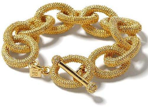 Glamour Link Bracelet