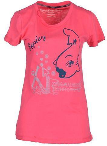 REPLAY Short sleeve t-shirt