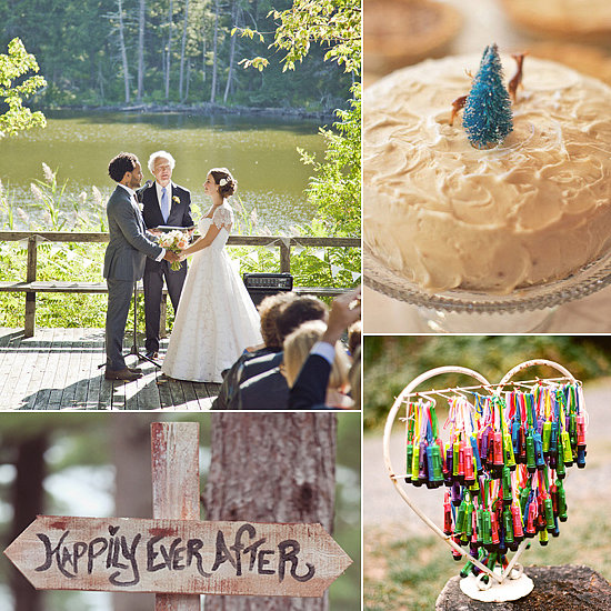 100 Ideas For a Summer Camp Wedding
