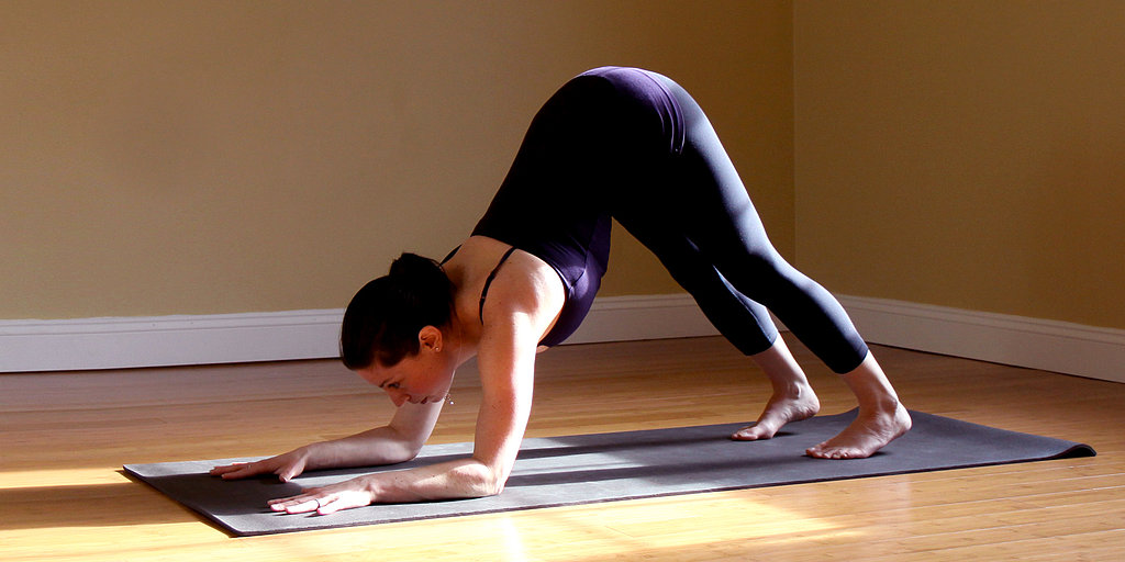 Yoga For Strength Training: 3 Moves to Tone Your Abs, Legs, and Arms