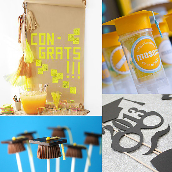 Hats Off! 11 Fun Party Ideas For Your Little Graduate