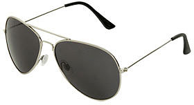 WetSeal Basic Metal Aviator Silver