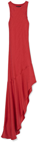 Wes Gordon Red Dress