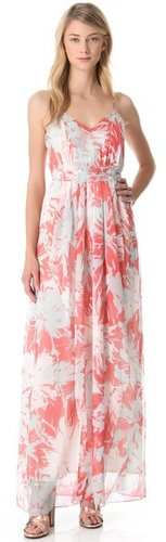 Cacharel Sleeveless Maxi Dress