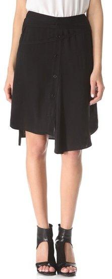 Tess giberson Shirting Skirt