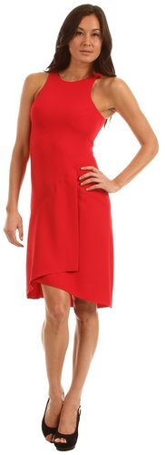 Rachel Roy - Sexy Red Dress (True Red) - Apparel