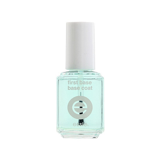 It's time for the bright polishes to come out, but first it's a good idea to protect your nails with Essie First Base Coat ($8). By the end of the season, your won't have to worry about yellowing (and we're not talking about neon nail shades, either). — JC