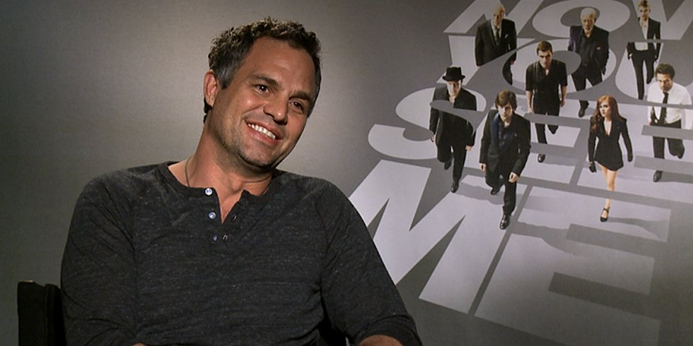 "Mark Ruffalo Says Woody Harrelson ""May or May Not Have"" Hypnotized Him"
