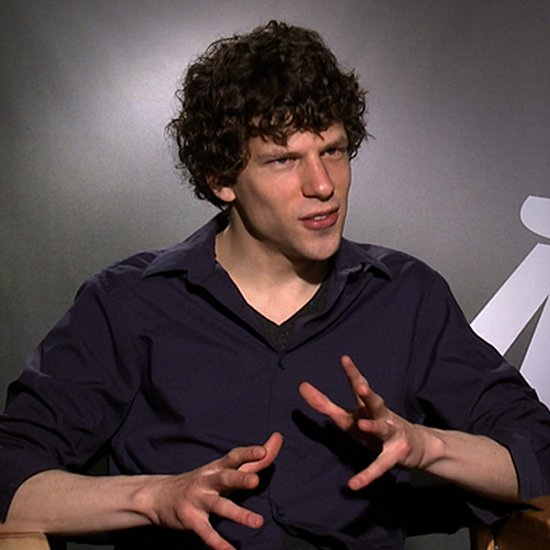 Jesse Eisenberg Now You See Me Video Interview
