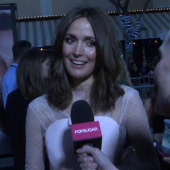 Rose Byrne Interview at The Internship Premiere (Video)