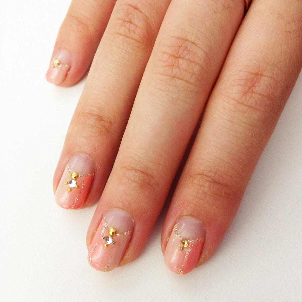 Gel Nail Art Tips Popsugar Beauty
