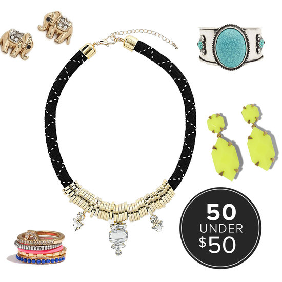 50 Under $50: Jewelry Too Good to Resist