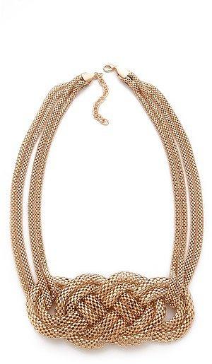 Bop bijoux Horizontal Braid Necklace