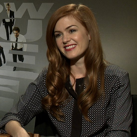 """Isla Fisher on Her Now You See Me Stunts: """"That Was All Me"""""""