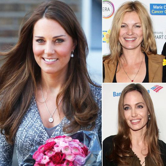 Kate Middleton Crowned Most Inspirational Beauty