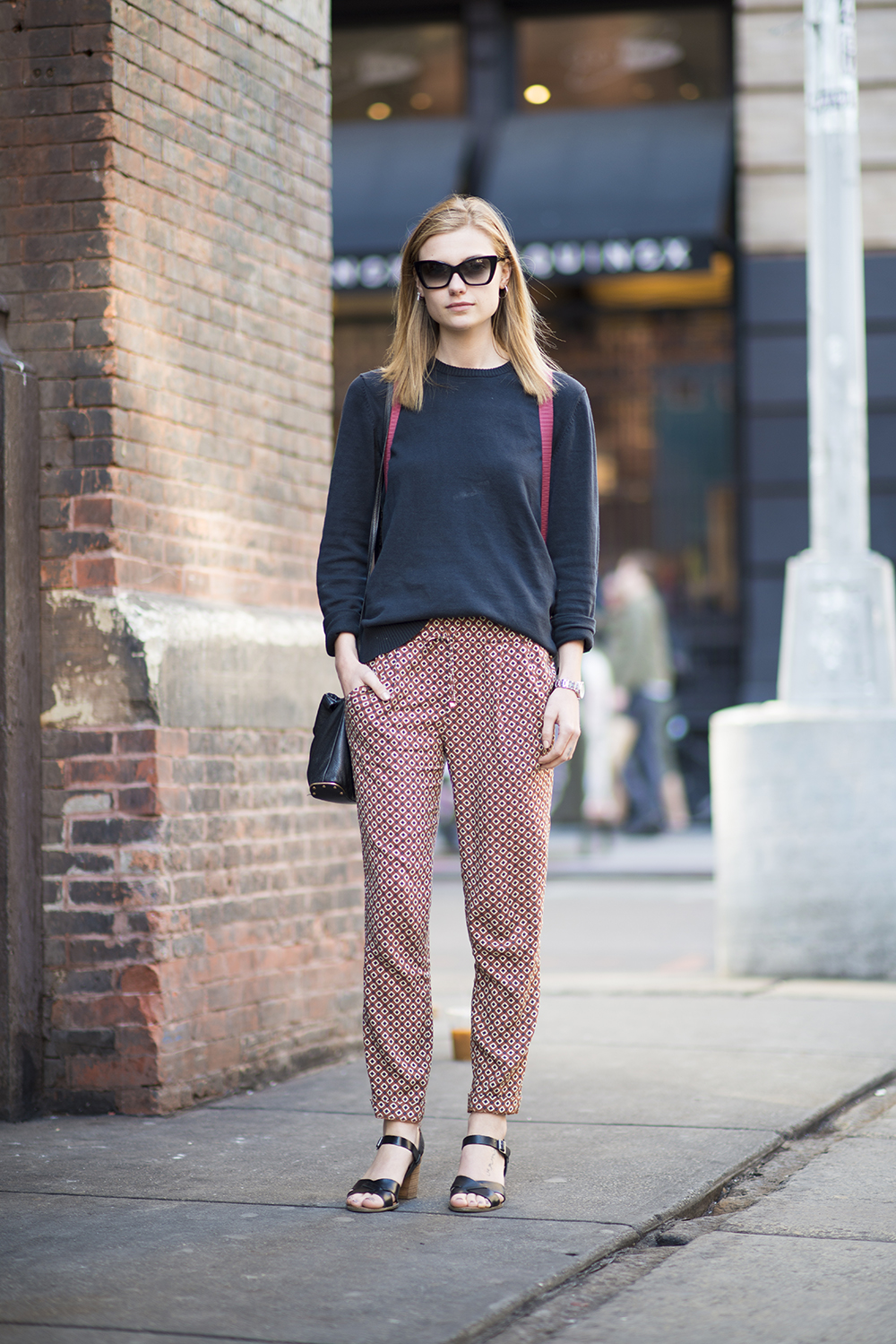 Update your staple Summer knit with a great pair of ...
