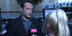 "Vince Vaughn Talks His ""Love"" For Owen Wilson at The Internship Premiere"