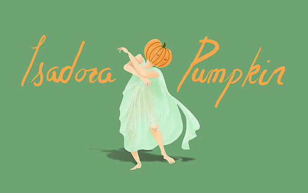 "Isadora Pumpkin  The Concept: ""As a Pumpkin, Isadora was expected to uphold the family name by winning the title of World's Heaviest Gourd, an honor the Pumpkins carried for decades. But little Isadora had no interest in gaining 1,500 pounds. In fact, only the power of movement moved her — so much so that she won the first Best Dancing Gourd Award. Unfortunately, her rise to patch popularity was cut short; she died tragically when her vines got tangled in a chucking catapult."" The Real Deal: Isadora Duncan rose to fame as a dancer in the US and Russia in the early 20th century; her life was cut short at age 50 after a tragic car accident."