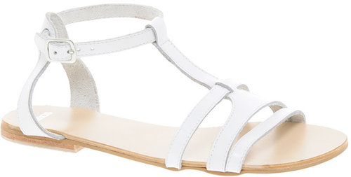 ASOS FLORENCE Leather Flat Sandals