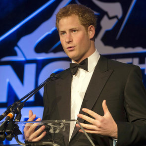 Prince Harry at Walking With the Wounded Event | Photos