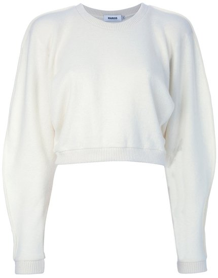 Marios cropped jumper