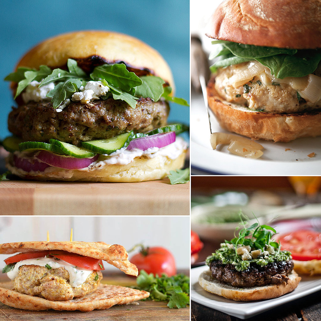 Alternative Burger Recipes | POPSUGAR Food