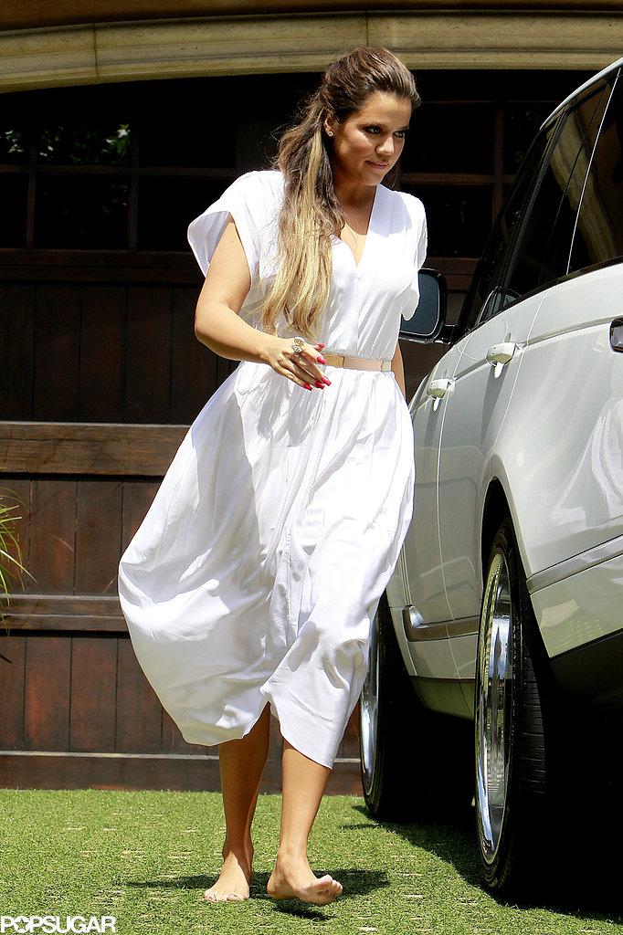 Kim Kardashian's Having a Girl — Go Inside Her Baby Shower!