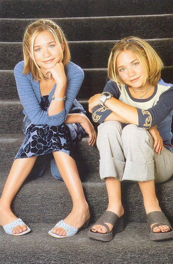 Mary-Kate und Ashley Olsen Wikipedia