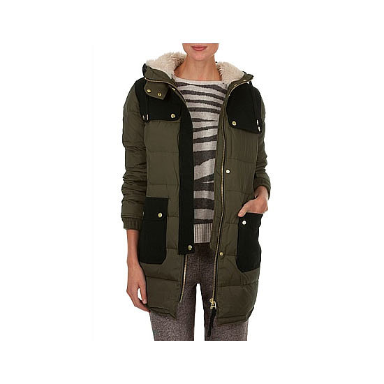 Jacket, $349, Country Road
