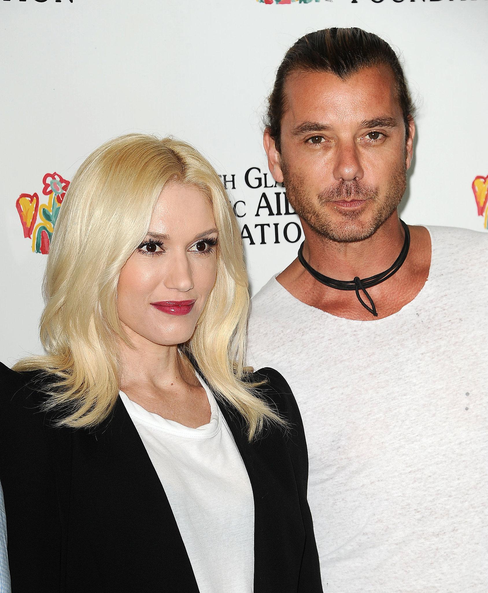 Gwen and Gavin Make Charity a Family Affair