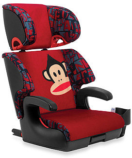 Clek™ Oobr™ Booster Car Seat - Paul Frank Julius Faux Hawk