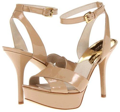 MICHAEL Michael Kors - Gideon Sandal (Nude Patent) - Footwear