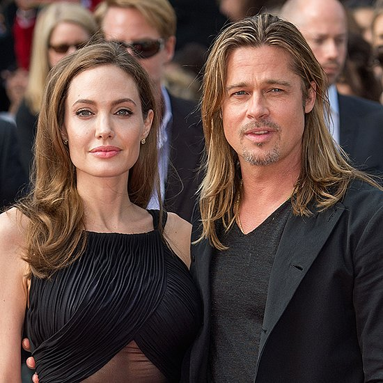 Angelina Jolie Back on Red Carpet After Surgery