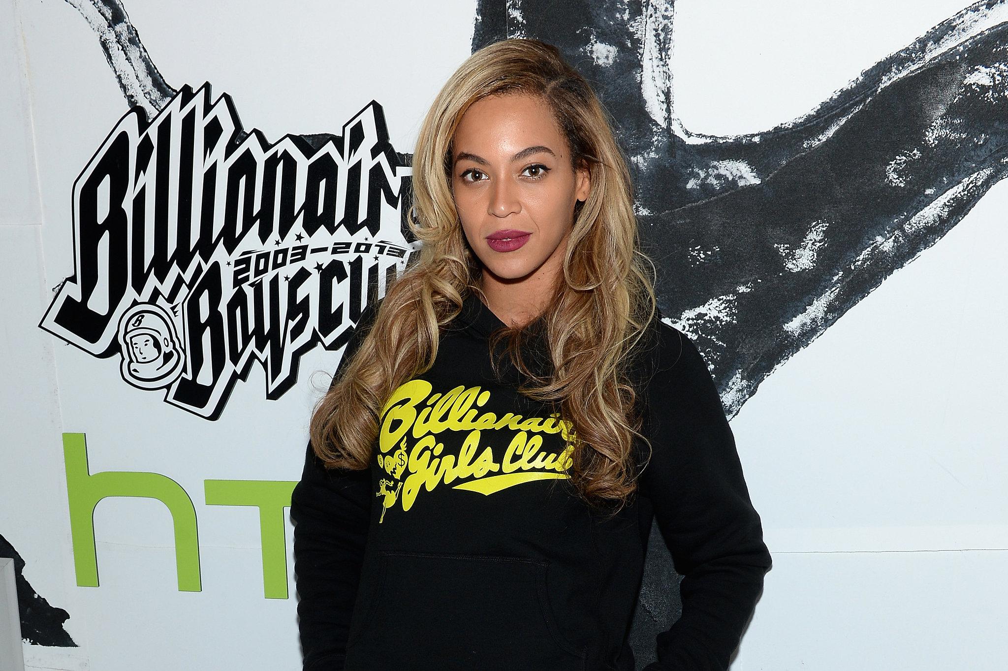 Beyoncé and Jay-Z Bring Their Love to Pharrell's Billionaire Boys Club