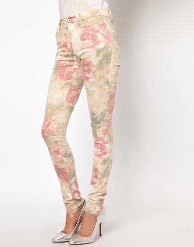 Vero Moda Pastel Floral Jean