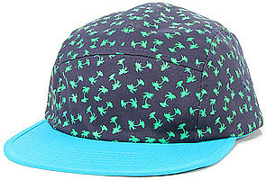Chuck Originals The Palm Party Camper Cap