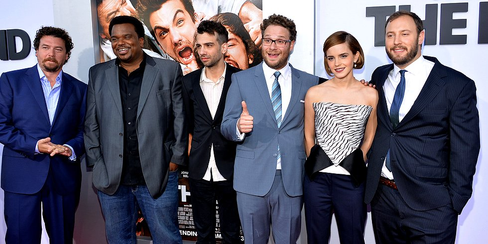 Video: See the Gorgeous Ensemble Emma Watson Wore to the This Is the End Premiere!