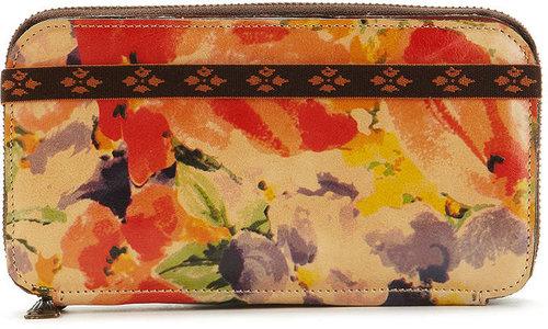 Patricia Nash Handbag, Oria Zipper Bifold Wallet