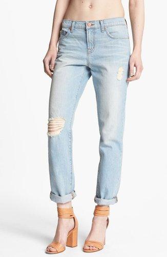 J Brand 'Aidan' Slouchy Boyfriend Jeans (Meadow)