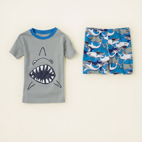 Shark cotton pjs