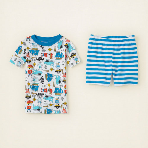 Pirate cotton pjs