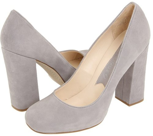 Boutique 9 - Quilo (Light Grey Suede) - Footwear