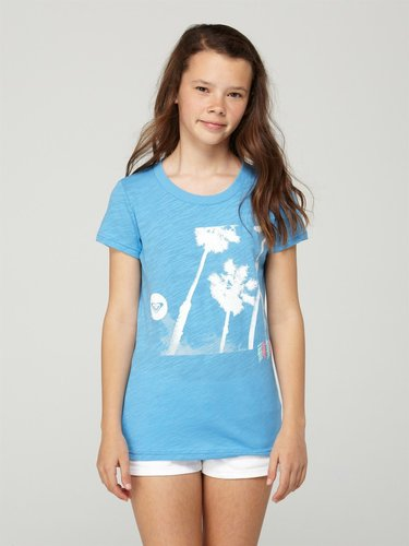 Girls 7-14 Rattle On Harmony Slub Tee