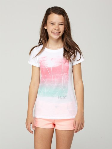 Girls 7-14 Sea Saw Harmony Tee
