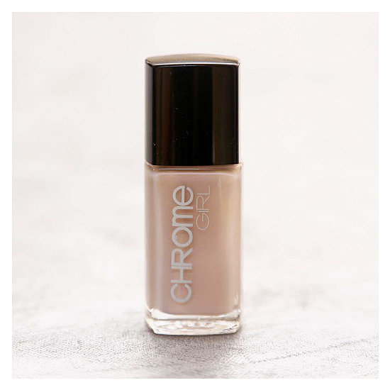 Chrome Girl No Tan Lines ($10) is a flattering nude for a sexy, skin-toned manicure.