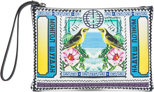 Mary Katrantzou Clutch in Rodizio