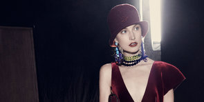 Exclusive First Look at Emporio Armani's A/W '13 Vision