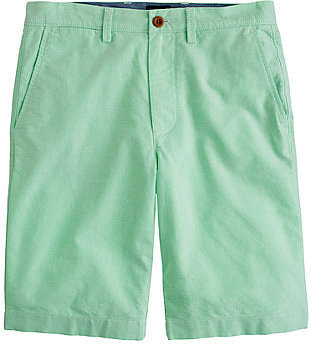 """11"""" Club Short In Oxford Cloth"""